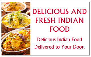 Delicious and Fresh Indian Food | Delicious Indian Food Delivered to Your Door.